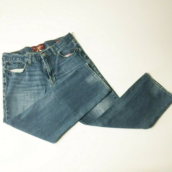 Lucky Brand distressed Jeans Women